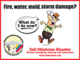 View the Fire, Water, Mold and Storm Damage Ad